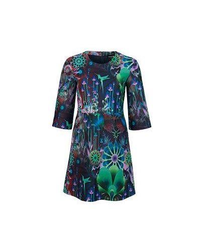 Платье восточное хлопковое Emporio Armani