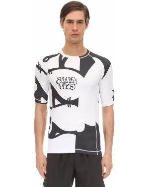 Koszula krótki rękaw z printem Oakley X Jeff Staple