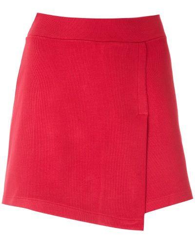 Плиссированная юбка мини Magrella