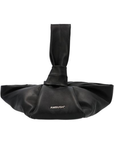 Czarna torebka Ambush