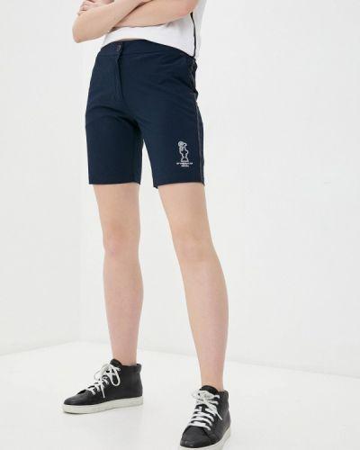 Синие спортивные шорты North Sails