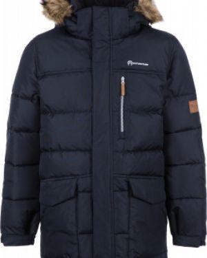 Зимняя куртка черная спортивная Outventure