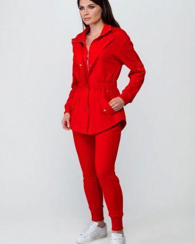 Брючный костюм красный O&j