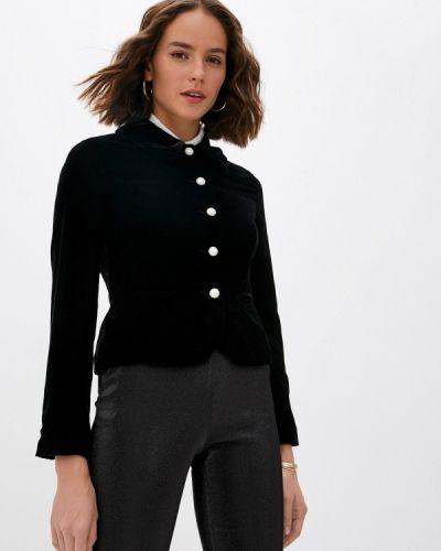 Черный пиджак Blugirl Folies
