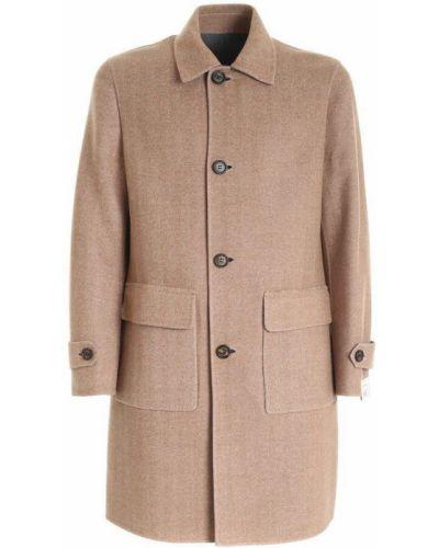 Beżowy płaszcz Eleventy
