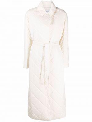 Белое пальто из полиэстера PaltÒ