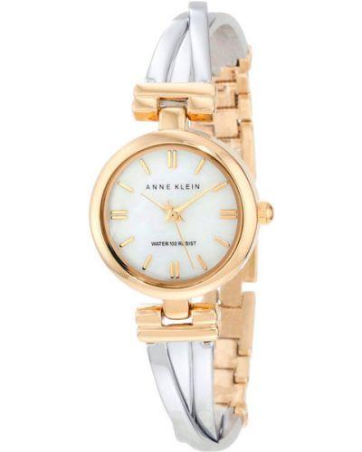 Кварцевые часы водонепроницаемые классические Anne Klein