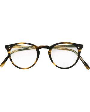 Очки - коричневые Oliver Peoples