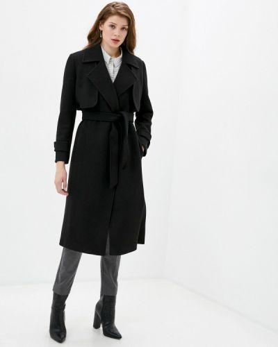 Черное пальто Rinascimento