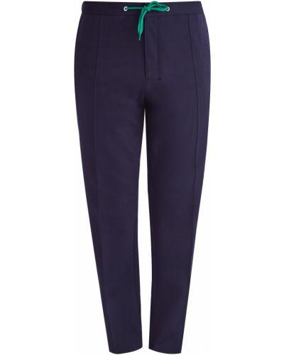 Спортивные брюки со стрелками с карманами Kenzo