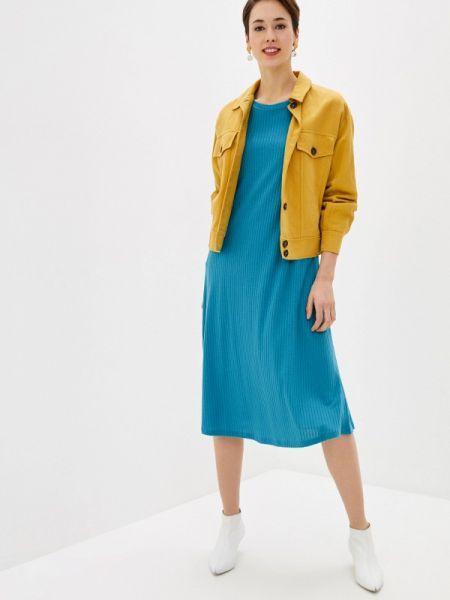 Бирюзовое платье Marks & Spencer