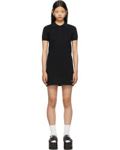 Хлопковое платье - белое Marc Jacobs