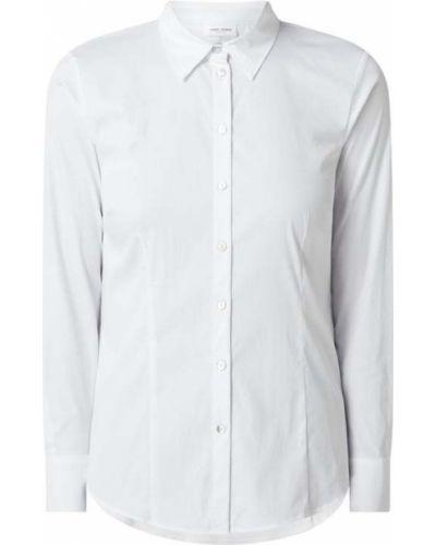 Biała bluzka zapinane na guziki Gerry Weber
