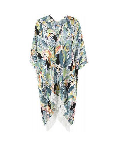 Облегченное пляжное платье из вискозы Joss