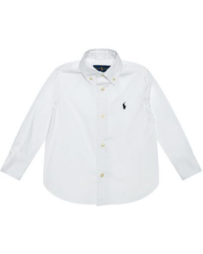 Biała koszula Polo Ralph Lauren