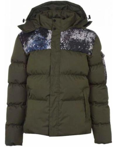 Утепленная куртка - хаки Karrimor