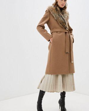 Пальто демисезонное бежевое Ted Baker London