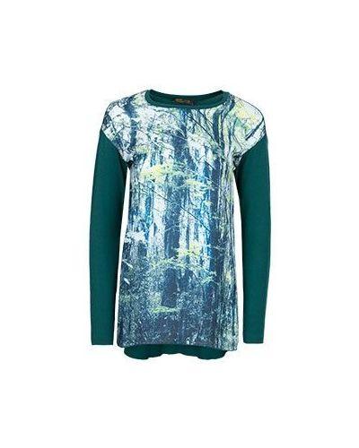 Блузка зеленый Via Torriani 88