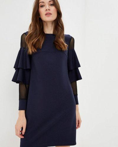 Платье синее Raya