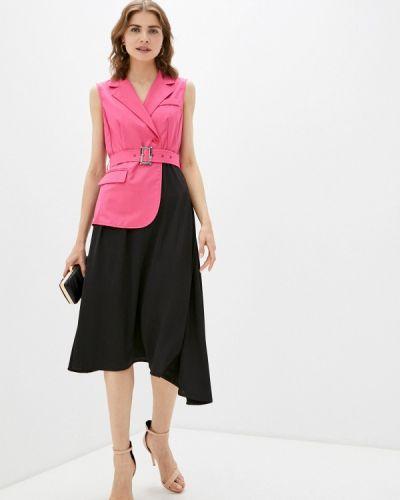 Розовое платье You&you