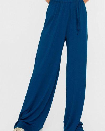 Повседневные синие брюки Shtoyko