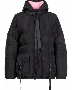Прямая черная куртка Pinko
