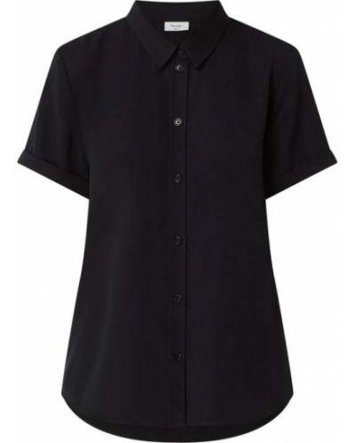Bluzka krótki rękaw - czarna Marc O'polo Denim