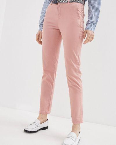 Повседневные розовые брюки Springfield