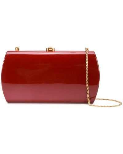 Маленькая сумка красная Rocio