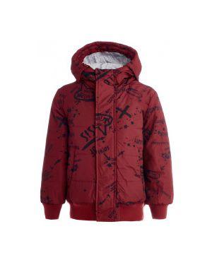 Куртка демисезонная красная Button Blue