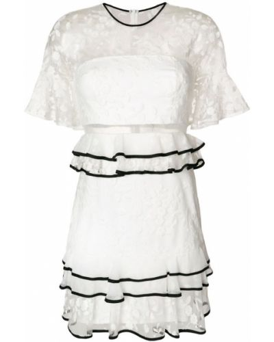 Белое платье Three Floor