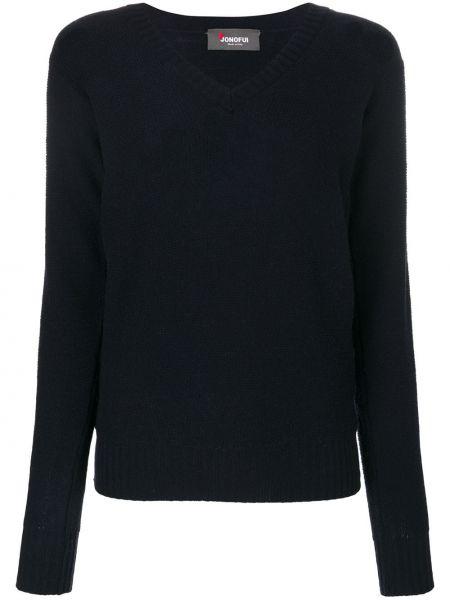 Пуловер - синий Jo No Fui