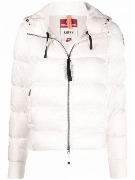 Biała kurtka Parajumpers