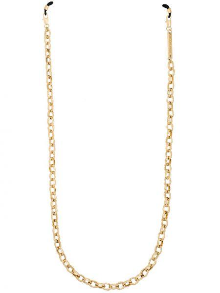 Złote łańcuch ze złota Frame Chain
