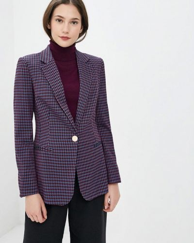 Пиджак - фиолетовый Devore