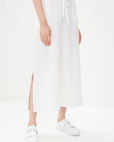 Белые брюки Fornarina