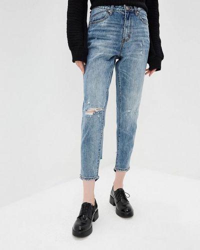 Синие джинсы One Teaspoon