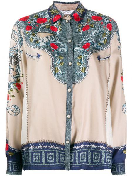 Рубашка на пуговицах Versace Collection