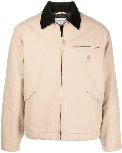 Длинная куртка - бежевая Carhartt Wip