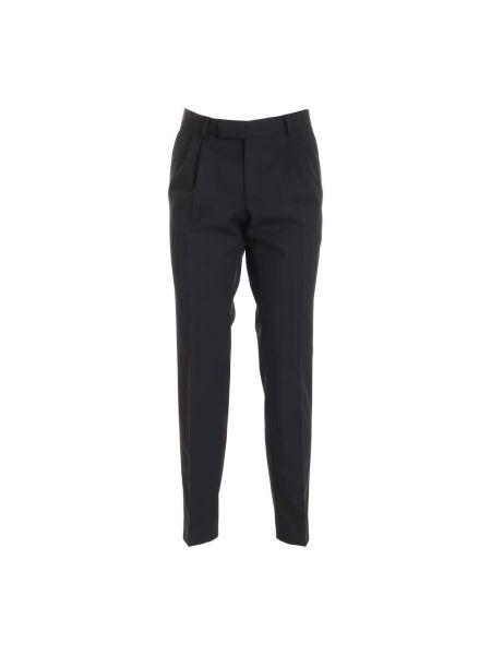 Czarny garnitur Karl Lagerfeld