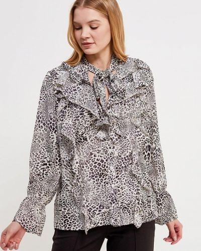 Серая блузка Glamorous
