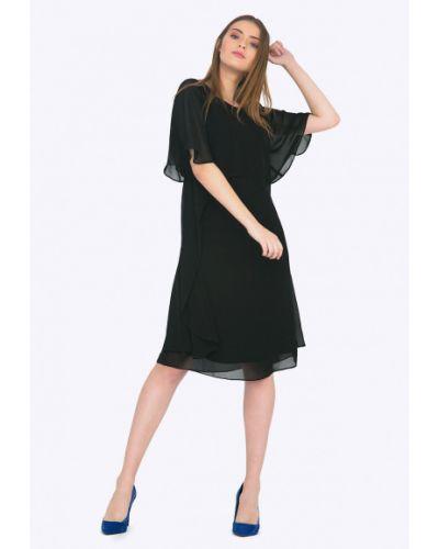Вечернее платье мини из вискозы Emka