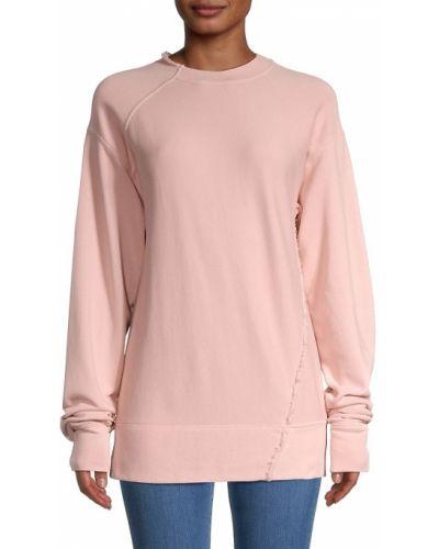 Bluza dresowa - różowa Helmut Lang