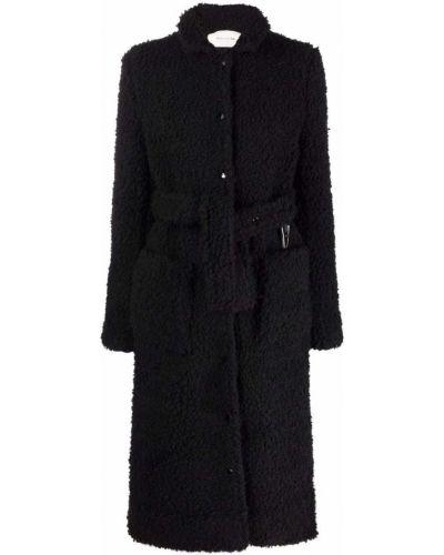 Черное длинное пальто 1017 Alyx 9sm