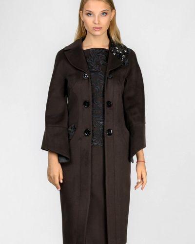 Пальто - коричневое Raslov