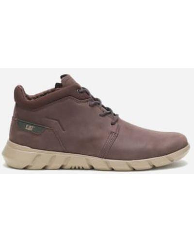 Повседневные ботинки - коричневые Caterpillar
