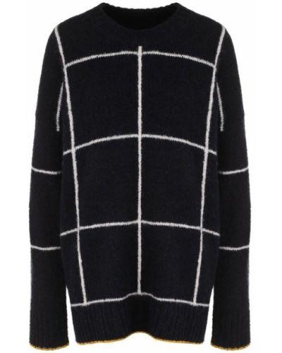 Вязаный свитер свободного кроя Elizabeth And James
