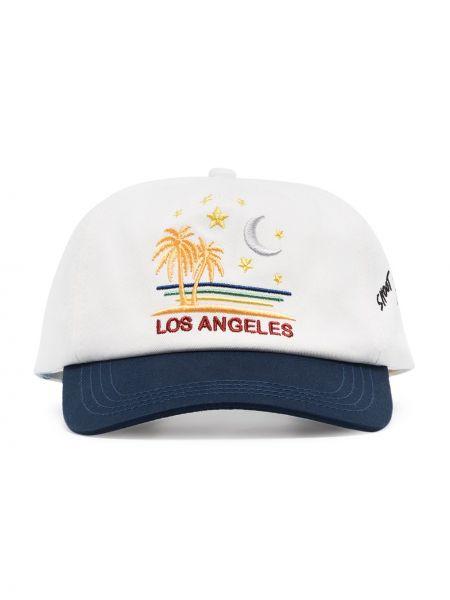 Белая кепка Nick Fouquet