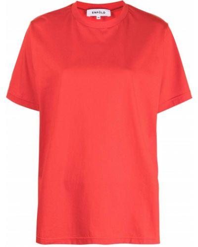 T-shirt bawełniana Enfold