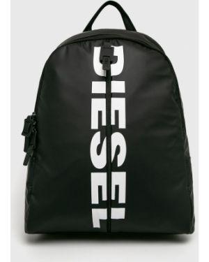 Черный рюкзак для ноутбука Diesel